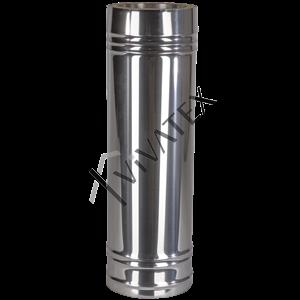 Сендвичные трубы для дымохода купить в омске высота наружного дымохода для котла